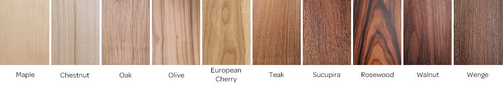 Finishes - Wood Veneer