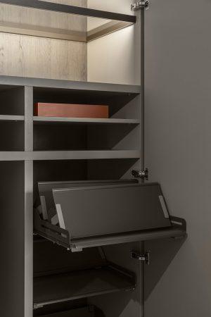 Acessório sapateira para gaveta. | Shoe rack accessory pull-out for drawer.